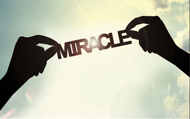 Miracle - music composed by Paul Honey